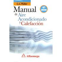 Mnl De Aire Acondicionado Y Calefaccion 42/ed - Muller / Alf