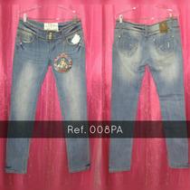 Pantalones Jeans Nuevos Importados Altos