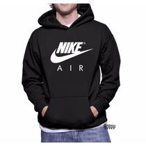 Blusa Moleton Nike Air 100% Algodão