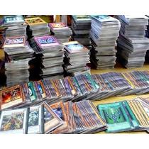 Lote De Cartas Yugioh 100 Cartas En Ingles