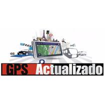Actualización Gps Tomtom R-link Carminat Portatiles