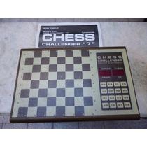 Juego De Ajedrez Electrónico Chess