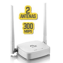 Roteador 2 Antenas Wifi Amplificado Melhor Custo Beneficio