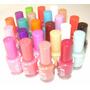 Esmaltes Para Uñas Lm Sweet Color X 24 Unid.