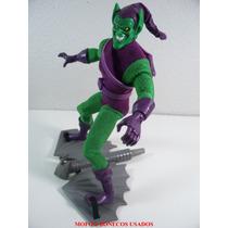 Boneco Duende Verde 22cm Frete Free Marvel Hasbro Roupa Pano
