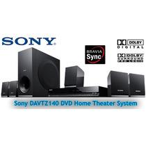 Home Theater Dvd Sony Dav-tz140 Teatro En Casa 5.1 Original