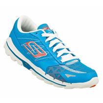 Zapatos Skechers Gorun 3 Para Damas 13927-blrd