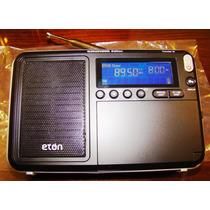 Radio Eton Traveler Iii Grundig Edition Am Fm Sw Lw Rds
