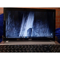 Laptop Acer Aspire V3 Vendo O Cambio.