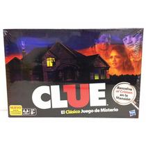 Clue Quién Es El Culpable? Nuevo Original Hasbro ..magimundo