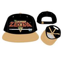 La Leyenda De Zelda Clásico Gorra