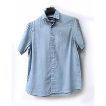 Camisa Toulon Em Linho Original Promocao - Mh Multimarcas