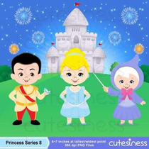 Kit Imprimible Princesa Cenicienta 2 Disney Imagenes Clipart