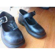 Zapatos De Nena Colegio Nº30