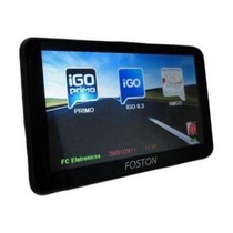 Gps Foston Fs-513dc Filmadora / 5 Tft Touch Screen / T