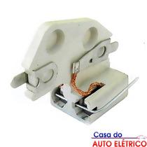 Porta Escova Alternador Chevette-alternador Opala-1985-1987