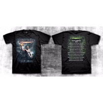 Luca Turilli´s Rhapsody - South American Tour 2016 - Remera