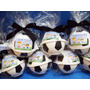 10 Unid Guloseimas Na Bola Festa Infantil Tema Futebol