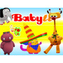 Kit Imprimible Candy Bar Baby Tv Golosinas Cumples Y Mas
