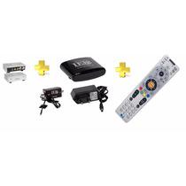 Kit Modulador + Extensor De Controle + Controle Sky Escravo