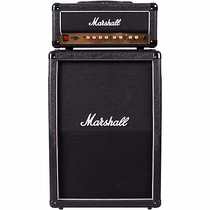 Set Marshall Cabeçote Dsl15h + Caixa Marshall Mx212a