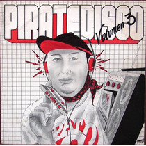 Pato C - Pirate Disco Vol.3 - Vinilo - Dance Dj - Gapul