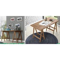 Mesa Escrivaninha Multi Uso Em Mdf