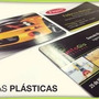Tarjetas Plasticas, Tipo Credito Impresas Full Color