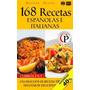 E Book 168 Recetas Españolas E Italianas De Mariano Orzola