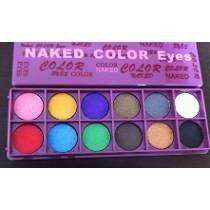 Naked Color Eyes - Importada.