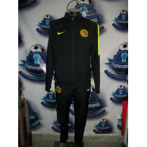 Pants Oficial Original América Negro Nike 2015-2016