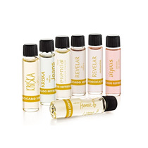 Kit Com 4 Amostras De Perfumes Natura + Brinde