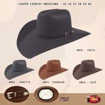 Chapéu Cowboy Country Masuculino Feminino Rodeio Moda Estilo
