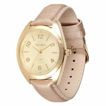 785388335a988 Relógio Technos Feminino Elegance Dress 2035mch 2x - R  248