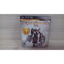 Jogo God Of War Saga Play 3 (original)
