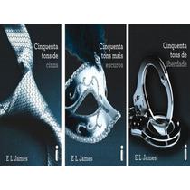 Cinquenta Tons De Cinza + 2 Livros Da Série Digital Em Pdf