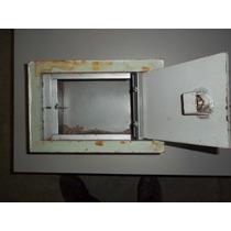 Caja Fuerte Para Embutir Con 2 Llaves 30x20x20 Cs