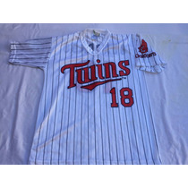 Camiseta Mlb (p.anthony) Usa,minnesota Twins #18 Talle 18/20