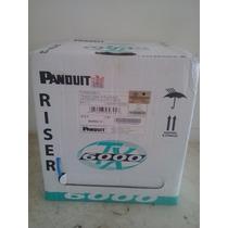 Cable Utp Cat6 Panduit Riser Tx6000 Bobina 305 Mtrs