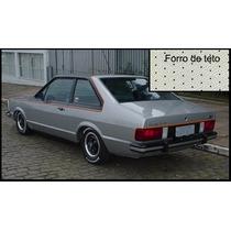 Forro De Teto Corcel 2 - Forração Interna Teto