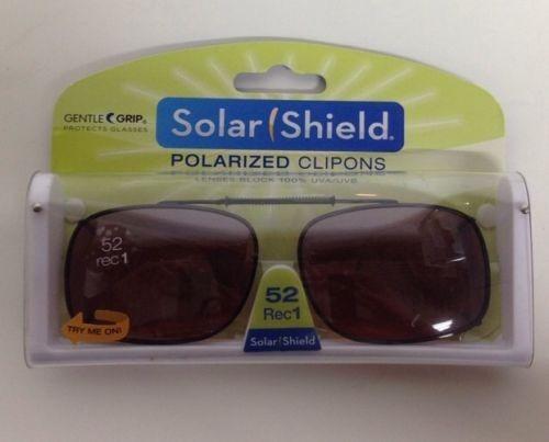 fa0293d22795d Óculos De Sol Clip On Importado Us Solar Shield 52 Rec 1 - R  40