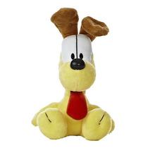 Cachorro Odie De Pelúcia De Garfield 20cms