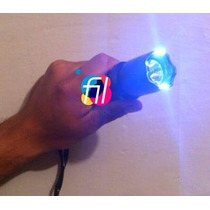 Lampara Toques Taser Descarga 12,000,000v Recargable +regalo