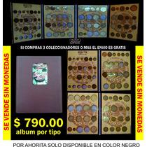 Coleccionador Monedas De México Siglo Xx (por Tipo)