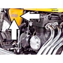 Par Emblema Honda 400 Four - Cb 400 1976 Pn 87128377000