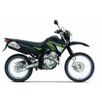 Kit Adesivos Yamaha Xtz 250 Lander 2009 Preta