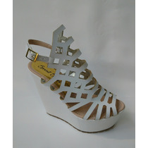 Zapato De Plataformas Femenino Moda Colombiana Envío Gratis
