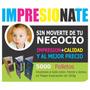 Afiches Posters 30x42cm Full Color X200 Impresión Ilus 150