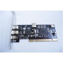 Placa Pci Firewire Texas Instruments Dual Chip