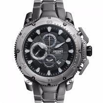 Relógio Orient Masculino Titanium Mbttc011 Oferta